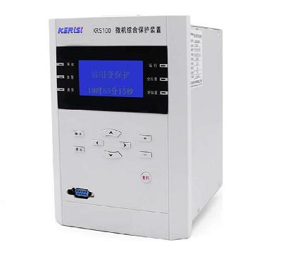 微機測控保護裝置KRS100