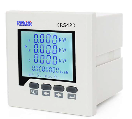 多功能電力儀表KRS420